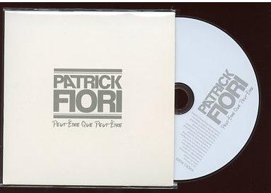 Patrick Fiori - Peut etre que peut etre