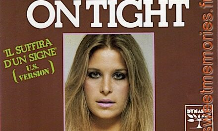 Linda Singer – Hold on tight