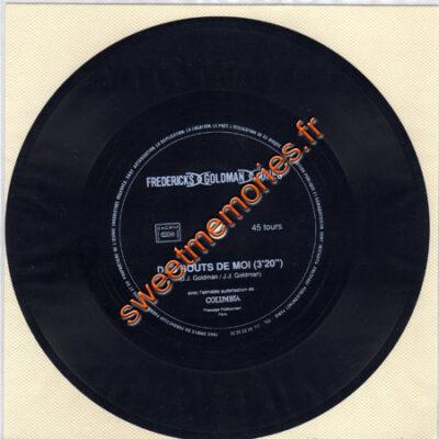 Fredericks-Goldman-Jones – Des bouts de moi – Live 91