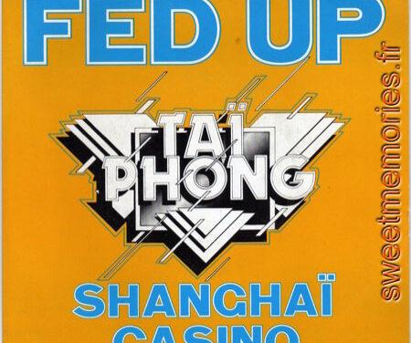 Taï-Phong – Fed Up