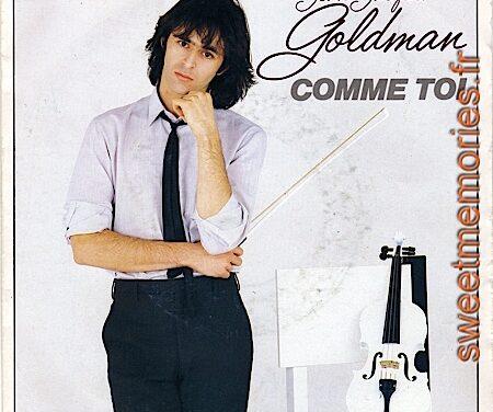 Jean-Jacques Goldman – Comme toi