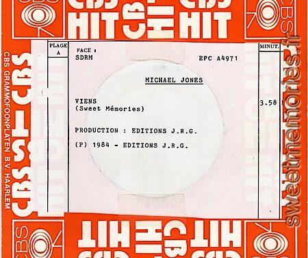 Michael Jones – Viens