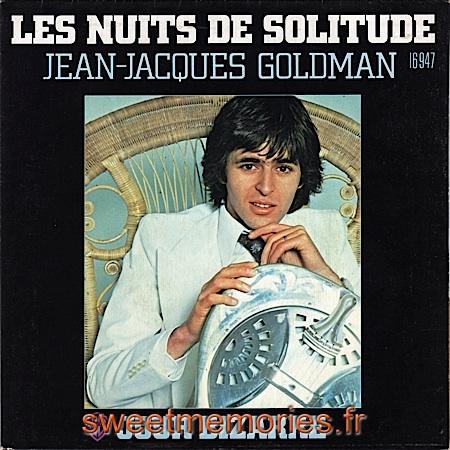 Jean-Jacques Goldman – Les nuits de solitude
