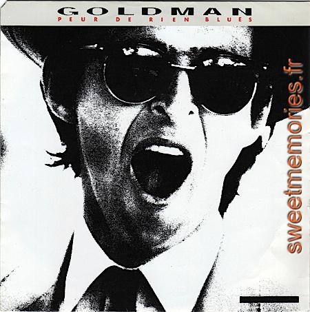 Jean-Jacques Goldman – Peur de rien blues