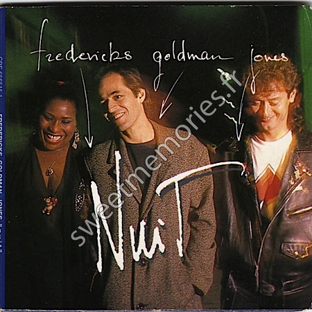 Fredericks-Goldman-Jones – Nuit