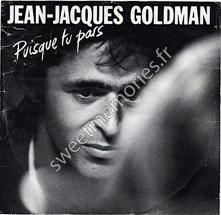 Jean-Jacques Goldman – Puisque tu pars