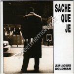 Jean-Jacques Goldman – Sache que je