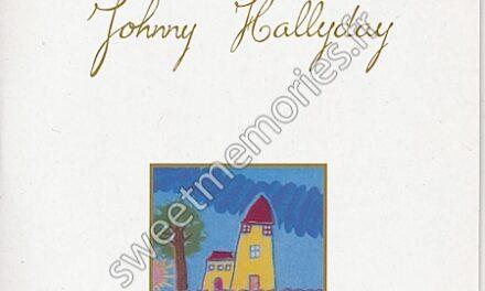 Johnny Hallyday – Laura