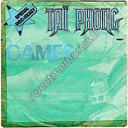 Taï-Phong – Games