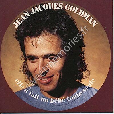 Jean-Jacques Goldman – Elle a fait un bébé toute seule
