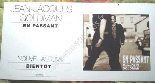 Jean-Jacques Goldman – En passant – PLV