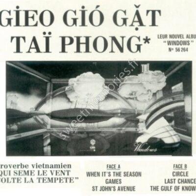 Taï-Phong – Windows – Pub