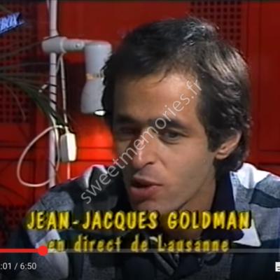 Fredericks – Goldman – Jones – 22 aout 1988 – Interview Ivan Fressart
