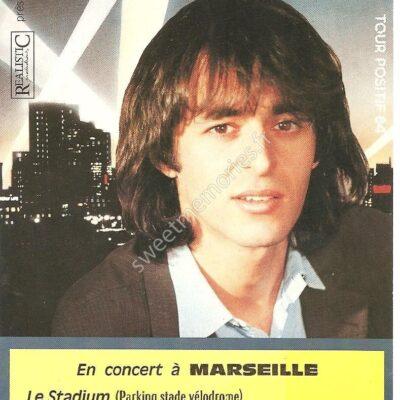 Jean-Jacques Goldman – Positif tour 84