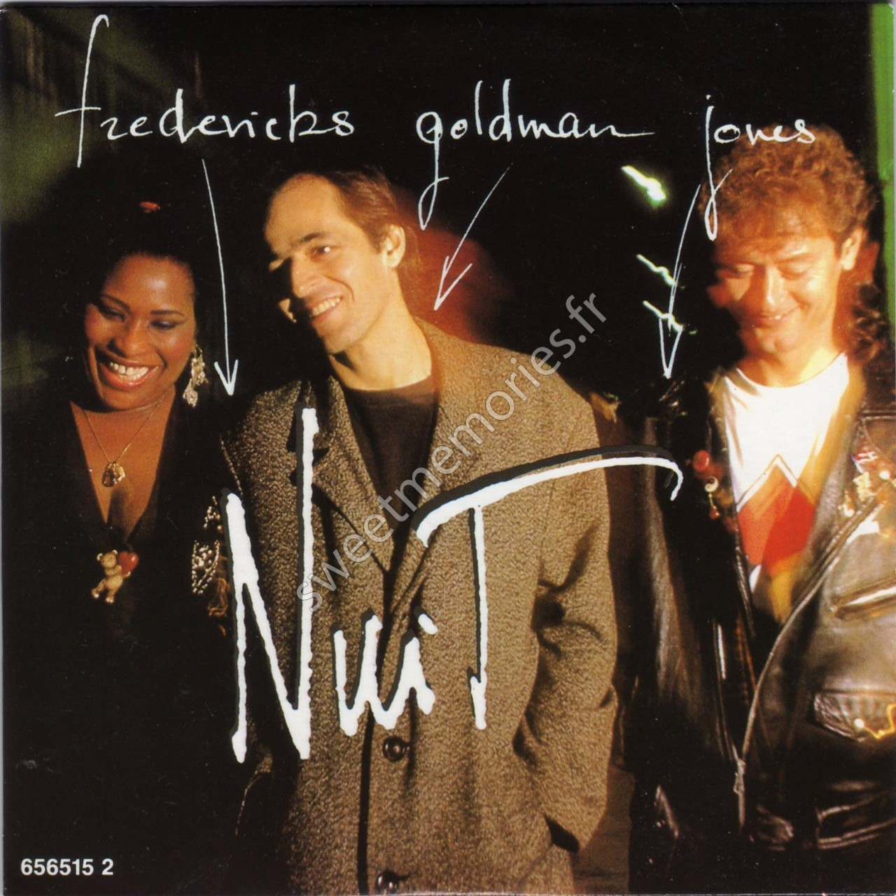Fredericks-Goldman-Jones – Nuit